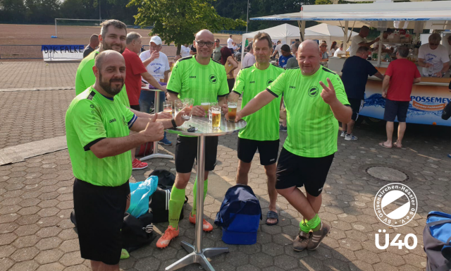 2. Platz beim Turnier in Falke
