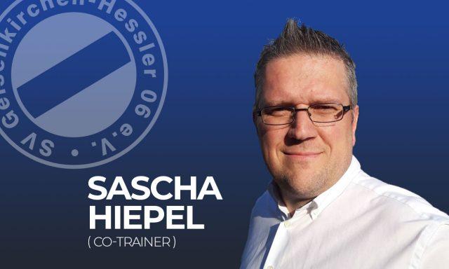Sascha Hiepel wird Co-Trainer