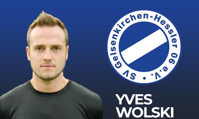 Yves Wolski kommt von Westfalia Buer
