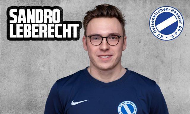 Neuzugang Sandro Leberecht