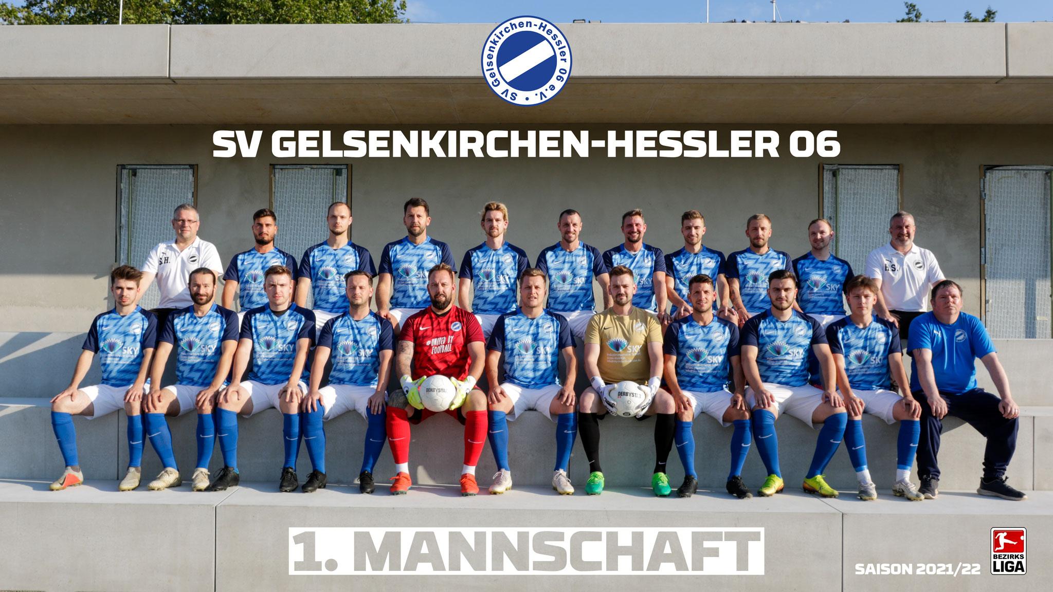 Erste-Mannschaft-Teamfoto-2021-22